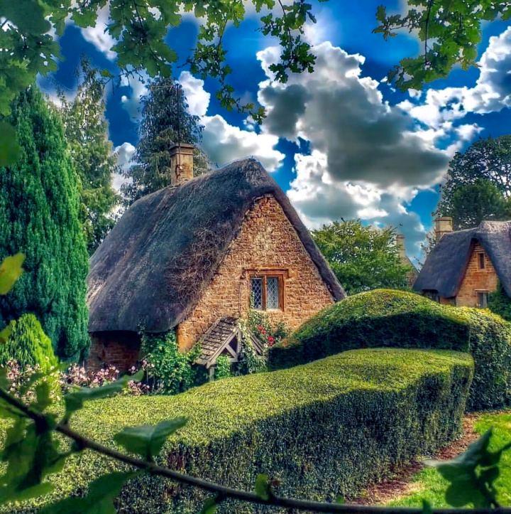I più bei villaggi d'Inghilterra: LustLeigh