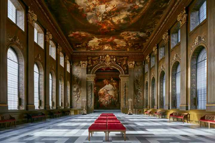 Location di The Corown: Old Royal Naval College