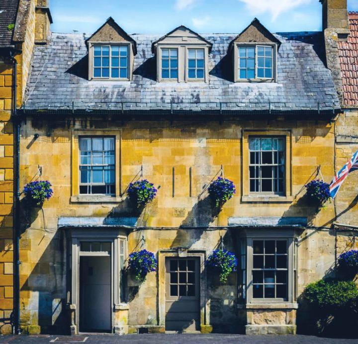 I villaggi più belli del Glouchestershire: MORETON IN MARSH