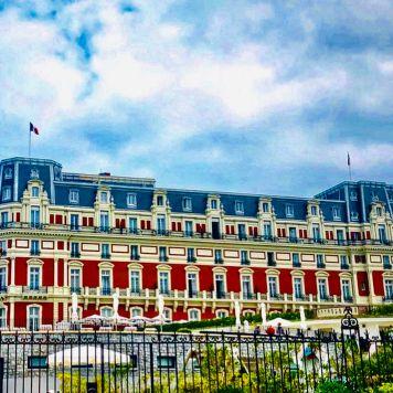 Biarritz Hotel du Palais