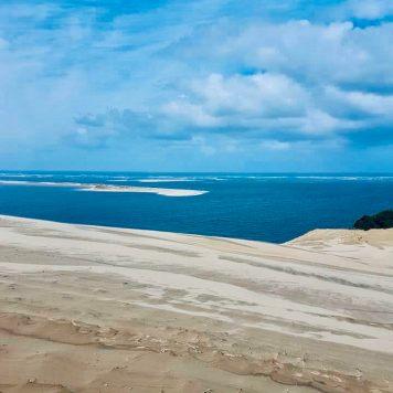 Dune du Pilat vista Banc d'Arguin