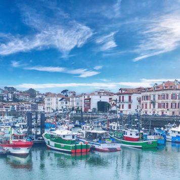 Saint Jean de Luz porto