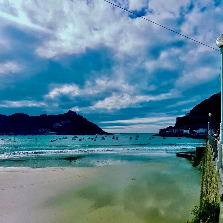 Costa Atlantica Francese: San Sabastián
