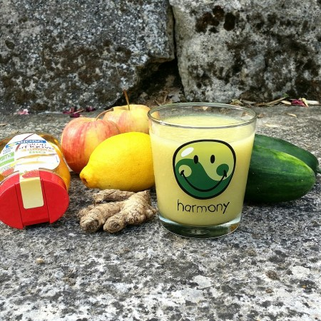 recette-smoothie-pomme-ananas-gingembre