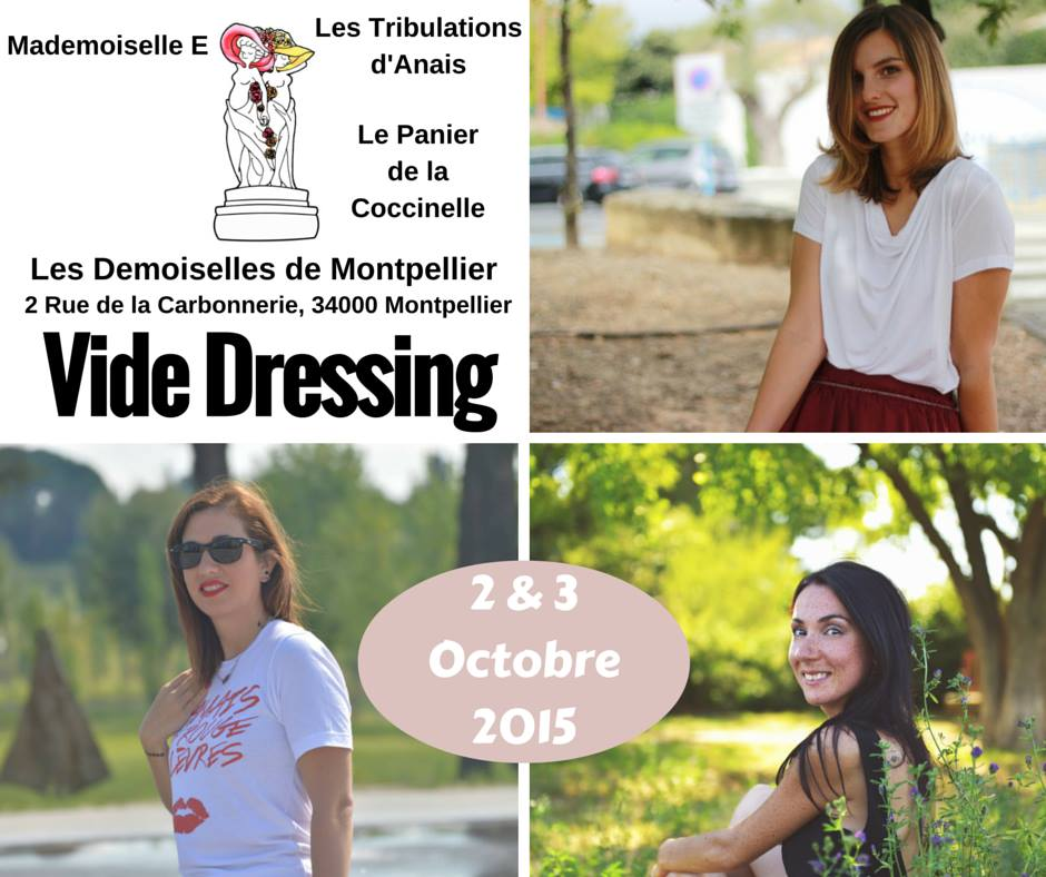vide-dressing-blogueuses-Montpellier