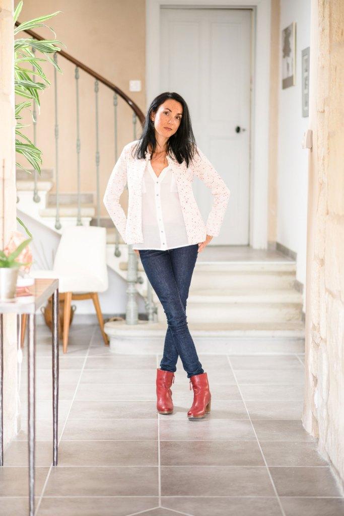 Mademoiselle Coccinelle, blogueuse green et mode éthique. Looks éco responsables, made in France, jardin potager bio, recettes vegan et sans gluten… Blog écolo à Montpellier.