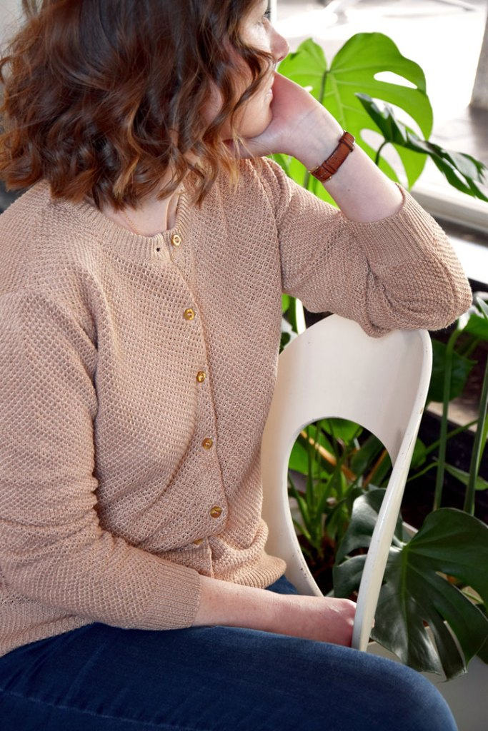 Vêtements pour femme en lin. La Révolution Textile, marque éco responsable. Mademoiselle Coccinelle, blog mode éthique