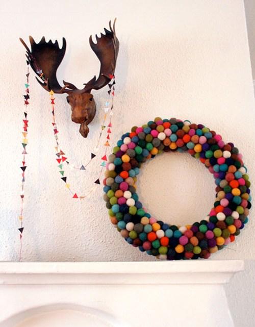 [Inspiration] Un Noël multicolore