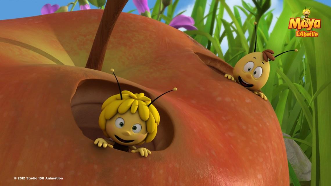 Dans un pays de tous les temps, vit la plus belle des abeilles…