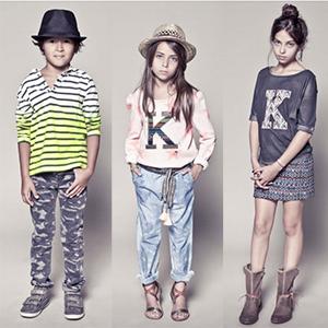[Mode enfant] IKKS Junior : Eté 2014