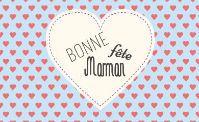 [Printable] Bonne fête Maman!