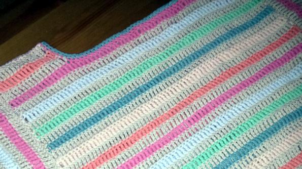 Un pull multicolore pour la fin de l'été #calpullété