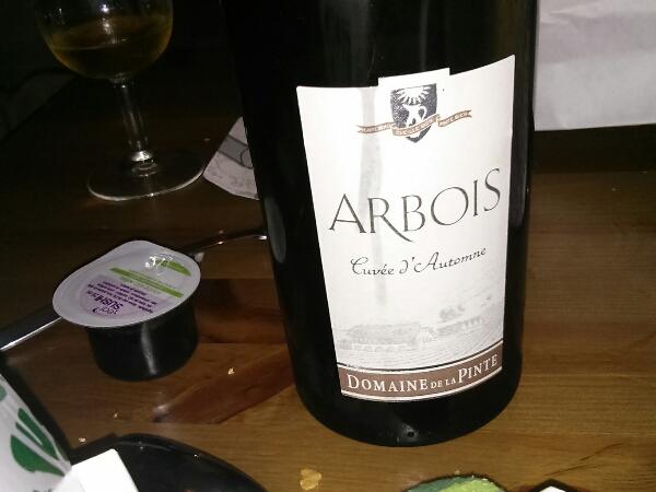 vin d'Arbois