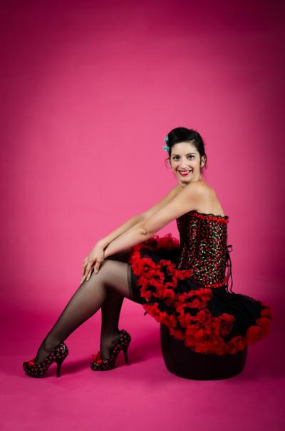 burlesque froufrou