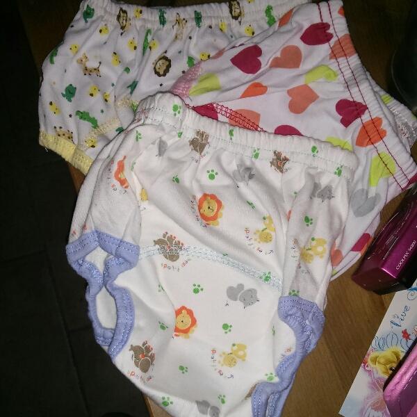 culottes lavables d'apprentissage