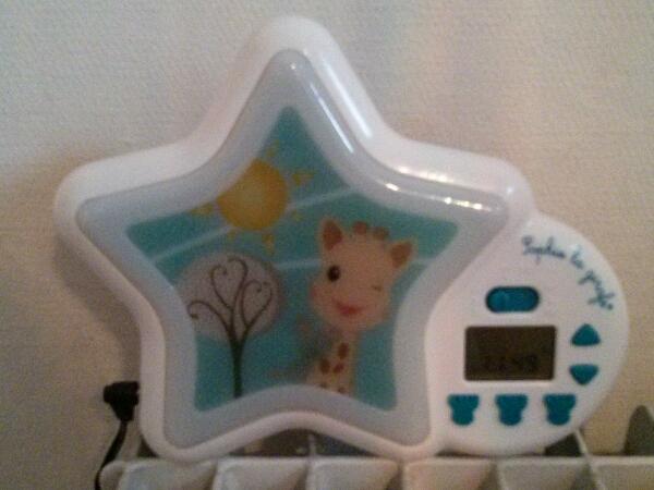 Tik-tok'go Sophie la girafe