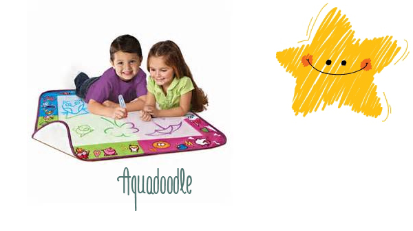 Idée cadeau n°1 : l'Aquadoodle