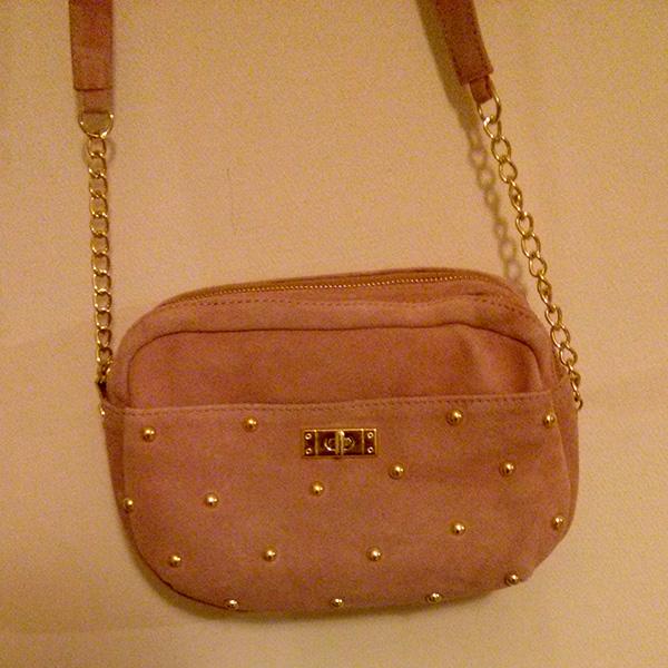 sac rose Mademoiselle R
