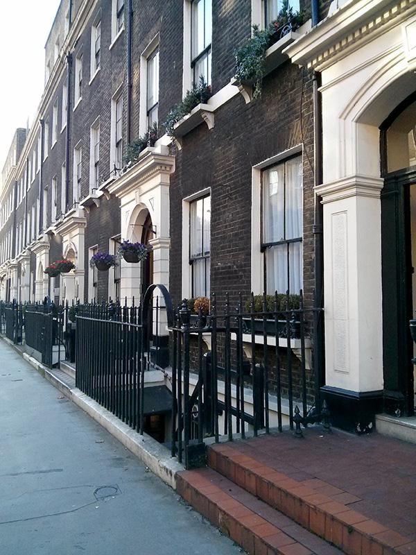 maison Londres