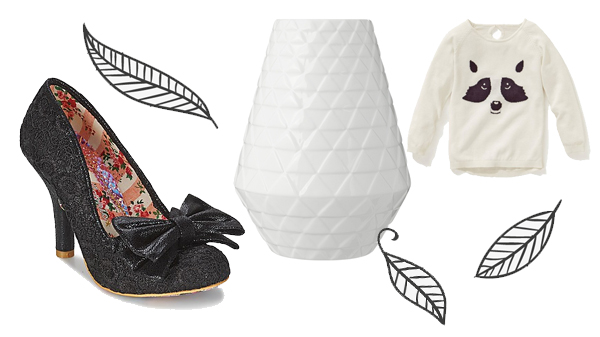 [Samedi Shopping] Black and white (+ codes promos)