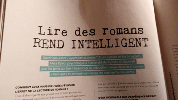 Flow Magazine citation
