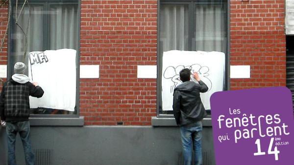 Les fenêtres qui parlent à Lille