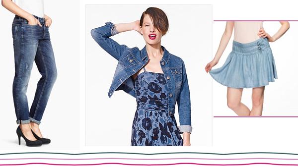 [Samedi Shopping] Blue jean (+ codes promo)