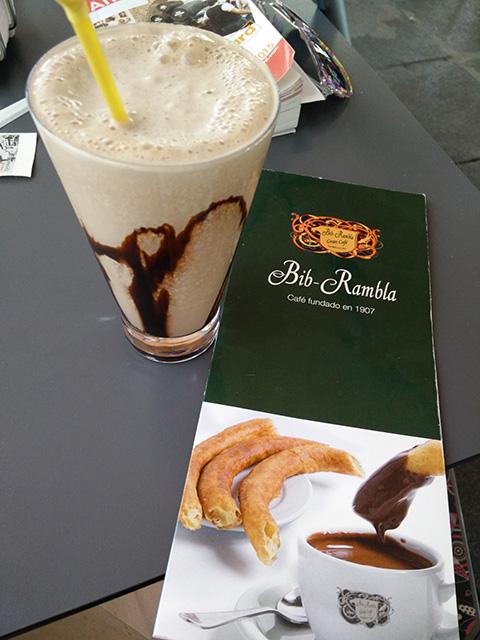 gran cafe bib rambla