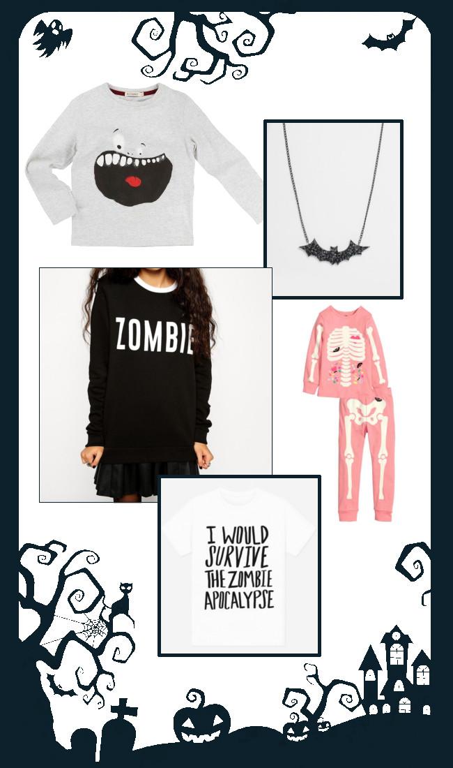 shopping halloween