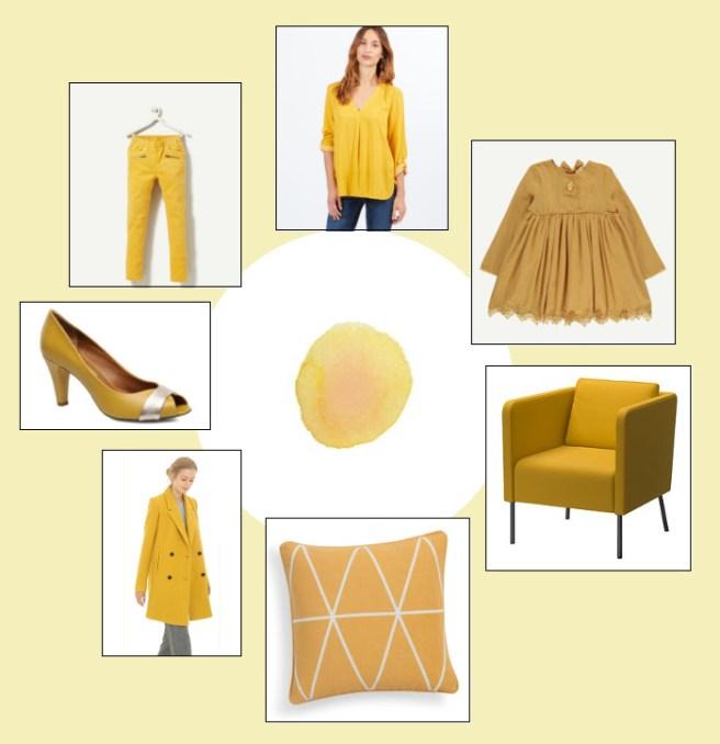 mode du moutarde