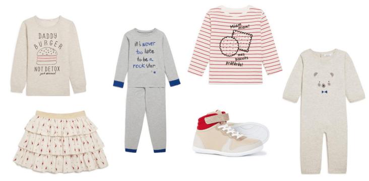 [Samedi shopping] La nouvelle collection enfants de Monoprix
