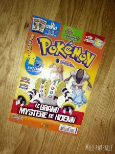Magazine Pokemon