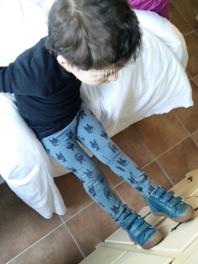 legging pour garçon