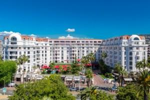 L'Hôtel Le Majestic Cannes
