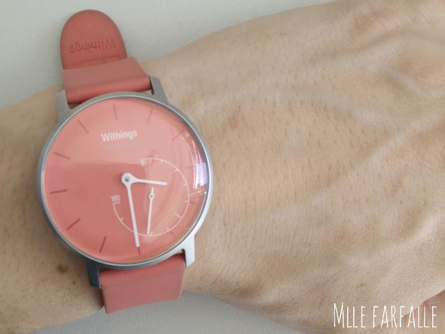 Activité Pop de Withings