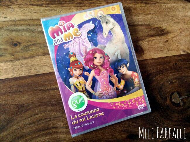 DVD Mia et moi à gagner