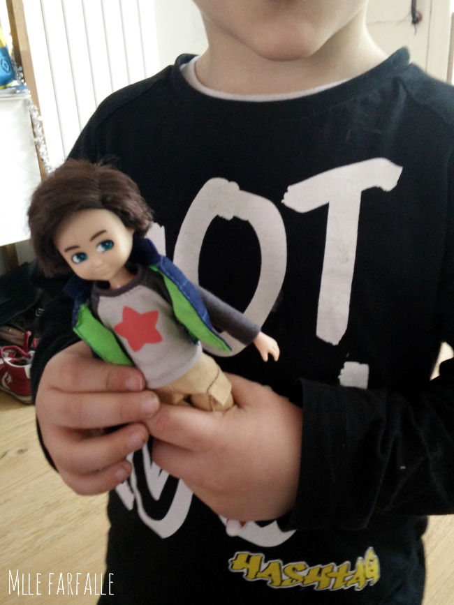 flinn lottie doll
