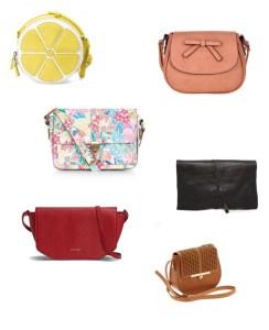 sélection de mini sacs