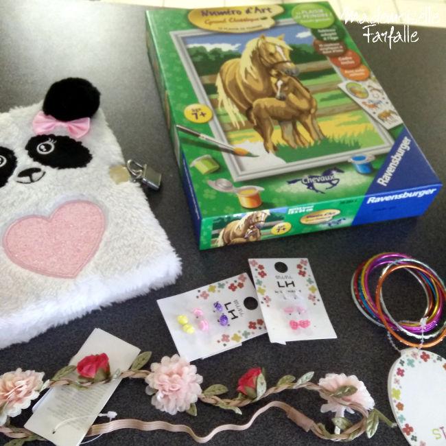carnet secret panda
