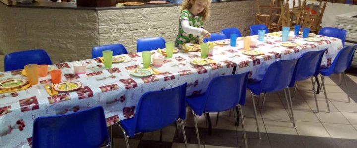 fête d'anniversaire 8 ans