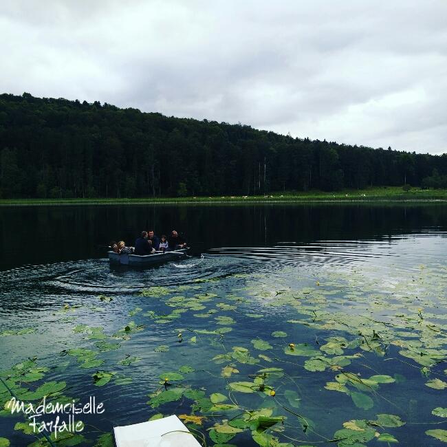 lac dans le Jura