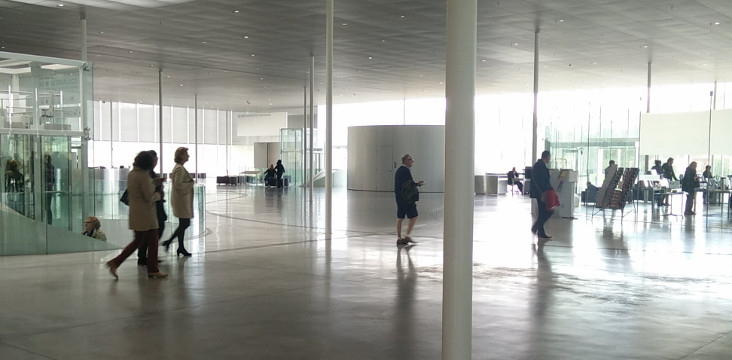 [Idée sortie] La visite-jeu du Louvre Lens en famille