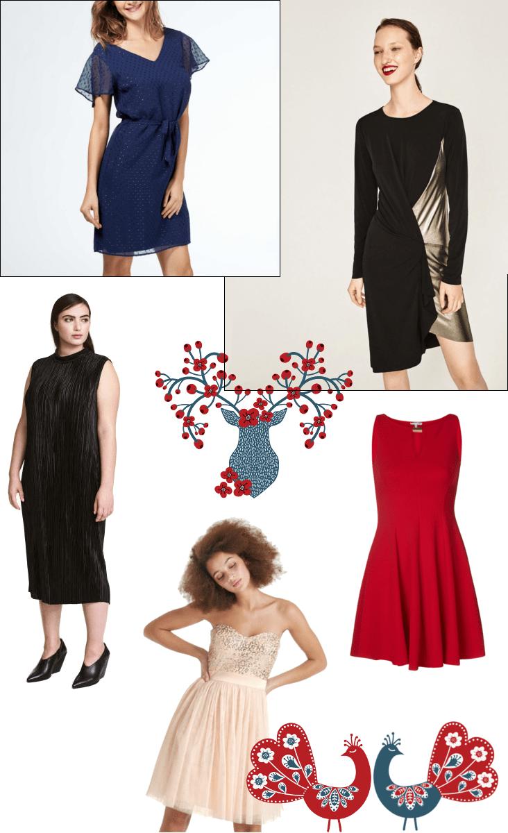 robe de fêtes pas chère