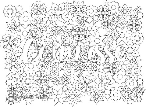 coloriage injures