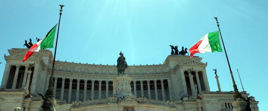 Quatre jours à Rome en famille (partie 1)