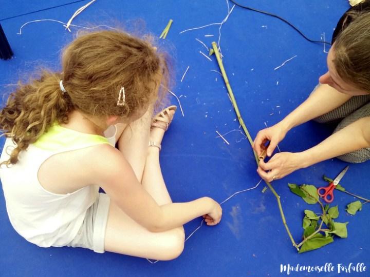 Atelier nature enfants