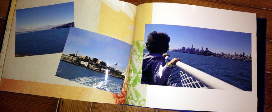 [Test produit] Notre séjour à San Francisco en livre grâce à Photoweb