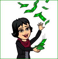 bitmoji argent