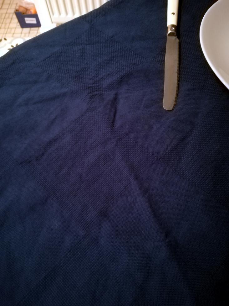 DIY nappe de cuisine