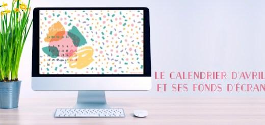 calendrier d'avril 2018 à imprimer